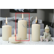 Lima CANDLE roller Ice pastel creme 60 x 120 mm
