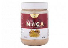 Adiel Maca 100% Pure powder contributes to physical and mental health also has a positive effect on fertility in both men and women 400 g