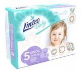 Linteo Baby Premium 5 Junior 11 - 21 kg disposable diapers 42 pieces