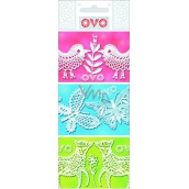 Ovo Egg foil Lace 1 pack = 9 pictures (shrinking shirts)