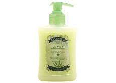 Bohemia Gifts & Cosmetics Cannabis Konopný olej krémové tekuté mýdlo 300 ml