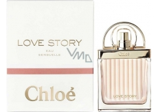 Chloé Love Story Eau Sensuelle Eau de Parfum for Women 7.5 ml, Miniature