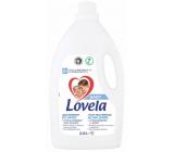 Lovela Baby White linen Hypoallergenic, gentle liquid detergent 32 doses 2.9 l