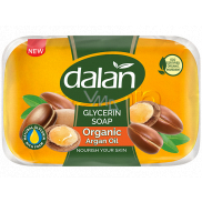 Dalan Organic Argan Oil glycerin soap 100 g