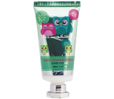 My Owls Sweet Lemon & Verbena hand cream green 30 ml