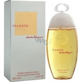 Salvatore Ferragamo Incanto shower gel for women 200 ml