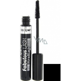 Miss Sports Fabulous Lash Xtra Black Mascara 001 Xtra Black 8 ml