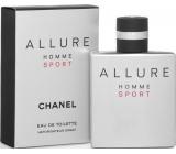 Chanel Allure Homme Sport toaletní voda 50 ml