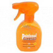 Mika Panthenol 6% milk after sun spray 300 ml