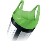 Fino Color Sáčky do odpadkového koše s uchy zelené 35 litrů, 49 x 60 cm, 8 µm, 30 kusů