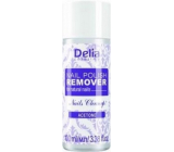 Delia Cosmetics Nail Polish Remover acetone nail polish remover 100 ml