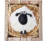Bohemia Gifts & Cosmetics Sheep handmade soap in a box of 50 g