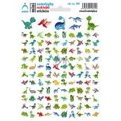 Arch School mini dinosaur stickers