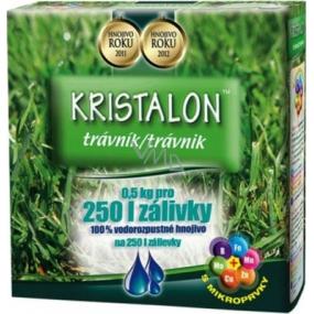 Agro Kristalon Lawn water-soluble universal fertilizer 0.5 kg for 250 l of watering