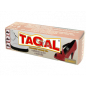Tagal Colorless self-polishing protective cream with applicator for leather shoes 50 g