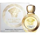 Versace Eros pour Femme perfumed deodorant glass 50 ml