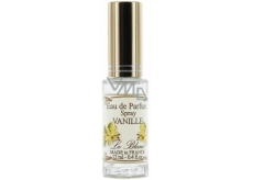 Le Blanc Vanille - Vanilla perfume water for women 12 ml