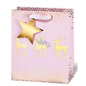 BSB Luxury gift paper bag 36 x 26 x 14 cm Christmas VDT 422 - A5