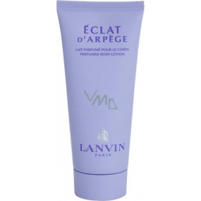 Lanvin Eclat D Arpege Body Lotion for Women 100 ml Tester