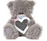 MTY Teddy bear 13M bear with frame