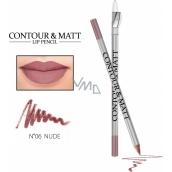 Revers Contour & Matt Lip Pencil 06 Nude 2 g