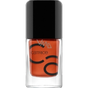 Catrice ICONails Gel Lacque Nail Polish 83 Orange Is The New Black 10.5 ml
