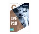 Albi Pocket Quizzes Dog World 50 cards, age: 12+