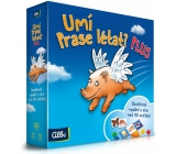 Albi Can a pig fly? Plus fun and educational game for 2-4 players, recommended age 5+