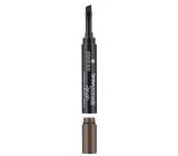 Essence Brow Pomade & Brush eyebrow color 04 Dark brown 1.2 g