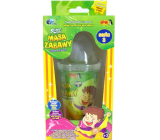 Joker Slimy Slime with shining and playing ball yellow 140 g