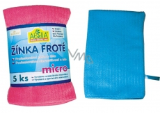 Abella washcloth micro terry, made of special microfiber 1 piece