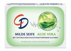 CD Aloe Vera with glycerin toilet soap 125 g
