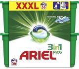 Ariel 3v1 Mountain Spring gelové kapsle na praní prádla 56 kusů 1674,4 g