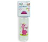 First Steps Jungle 0+ baby bottle Giraffe 250 ml