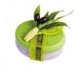 Le Chatelard Olive Leaves Toilet Soap 100 g + Lavender Toilet Soap 100 g cosmetic set