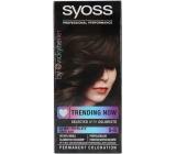 Syoss Trending Now barva na vlasy 5-5 Tmavý popelavý