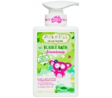 Jack N Jill BIO Sweetness - Sweetness bath foam for children dispenser 300 ml