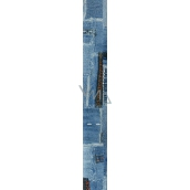 Nekupto Wrapping paper Blue jeans 70 x 150 cm 869 40
