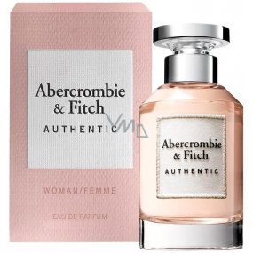 Abercrombie & Fitch Authentic Woman EdP 30 ml Women's scent water