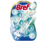 Bref De Luxe Lovely Jasmine solid toilet block for hygienic cleanliness and freshness of your toilet 3 x 50 g