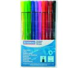 Donau D-Fine marker set 0.4 mm, case, 10 colors