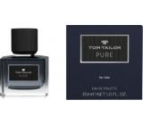 Tom Tailor Pure for Him Eau de Toilette for Men 30 ml