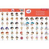 Ditipo Language Memory Verbs English 297 x 222 mm