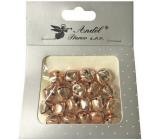 Copper bells 1.5 cm 20 pieces