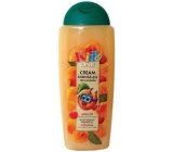 Bohemia Gifts & Cosmetics Kids Apricot Cream Shower Gel 300ml