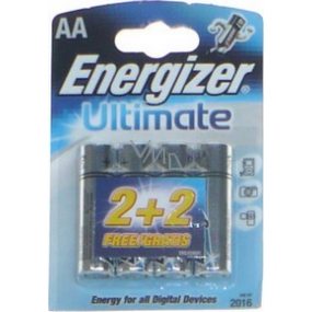 Energizer Ultimate battery AA LR6 1.5V 2 + 2 pieces