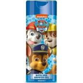 Paw Patrol Paw patrol 2in1 shower gel and bath foam for children 400 ml