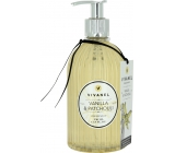 Vivian Gray Vivanel Vanilla & Patchouli luxury liquid soap with 350 ml dispenser