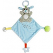 First Steps Sleeping bag with stuffed pet 20x20cm Hare 5365