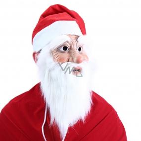 Santa Claus / Santa Claus mask with cap